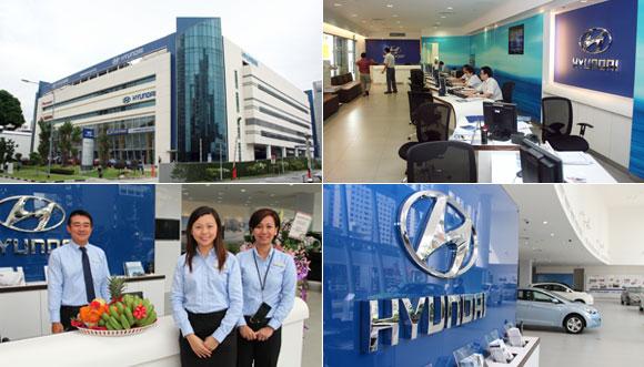Komoco Motors Hyundai New Thinking New Possibilities