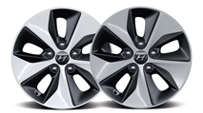 Alloy wheel kit 16