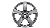 Alloy wheel 16