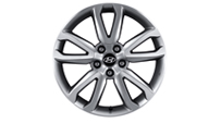 Alloy wheel kit 18