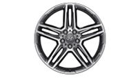 Alloy wheel kit 19