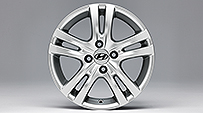 Alloy wheel 15