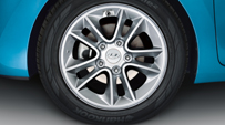 Alloy wheel kit 15