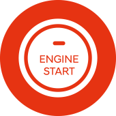 Engine start on