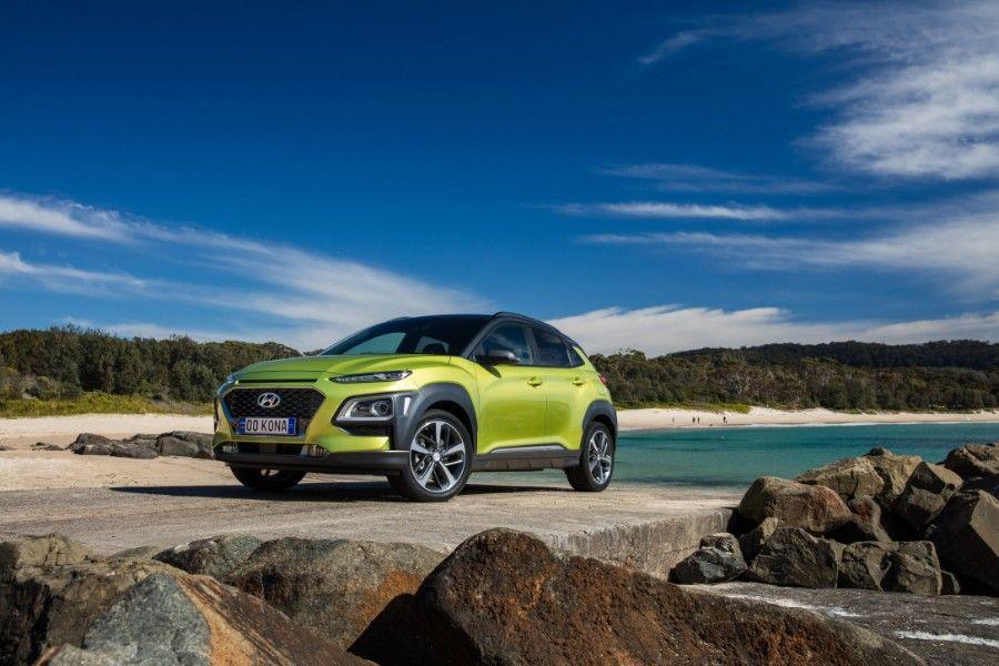 Kona wins 2020 Drive Small SUV of the Year   Hyundai News ...