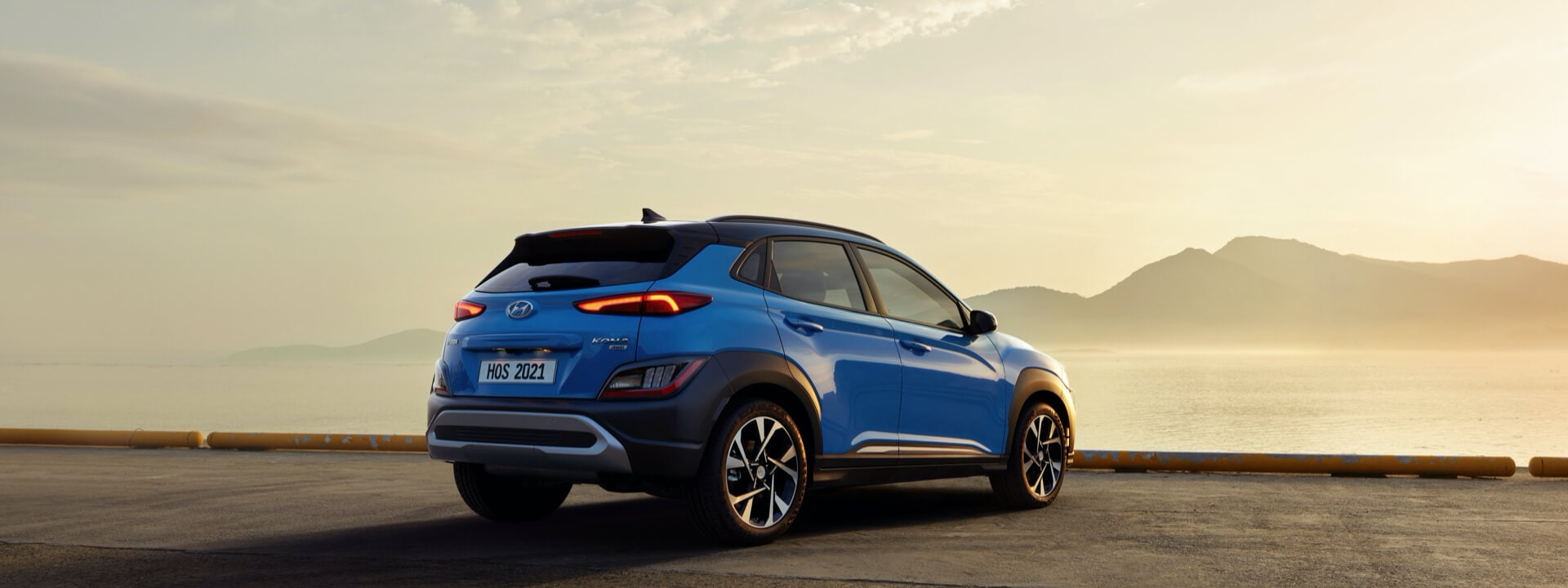 Hyundai Motor unveils stylish enhancements for KONA and launches sporty all-new KONA N Line.