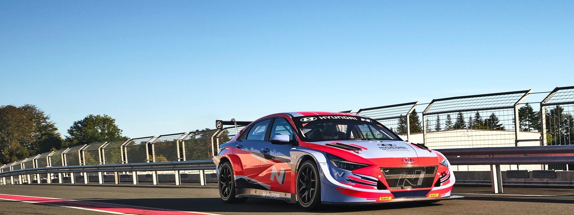 Hyundai Motorsport customer racing expands TCR range with Elantra N TCR.