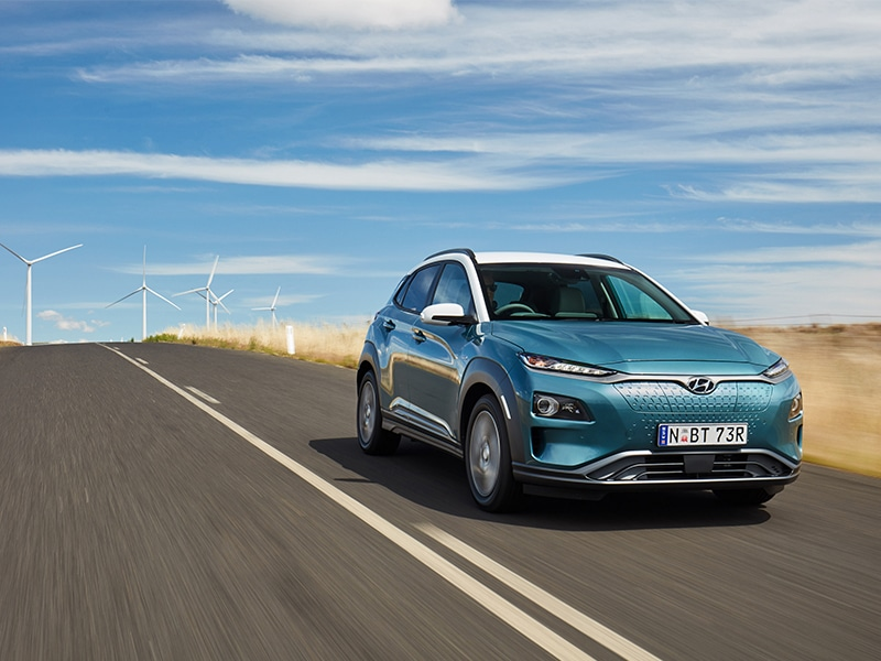 Hyundai KONA Electric Makes It To GUINNESS WORLD RECORDS