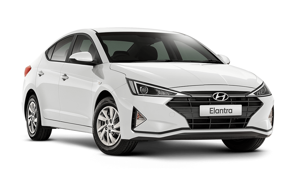 Elantra Go 2.0L Petrol 6-Speed Automatic 2WD From $22,990 driveaway<sup>[D8]</sup>