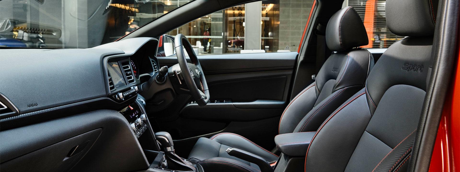 Elantra | Small Sedan Car | Hyundai Australia