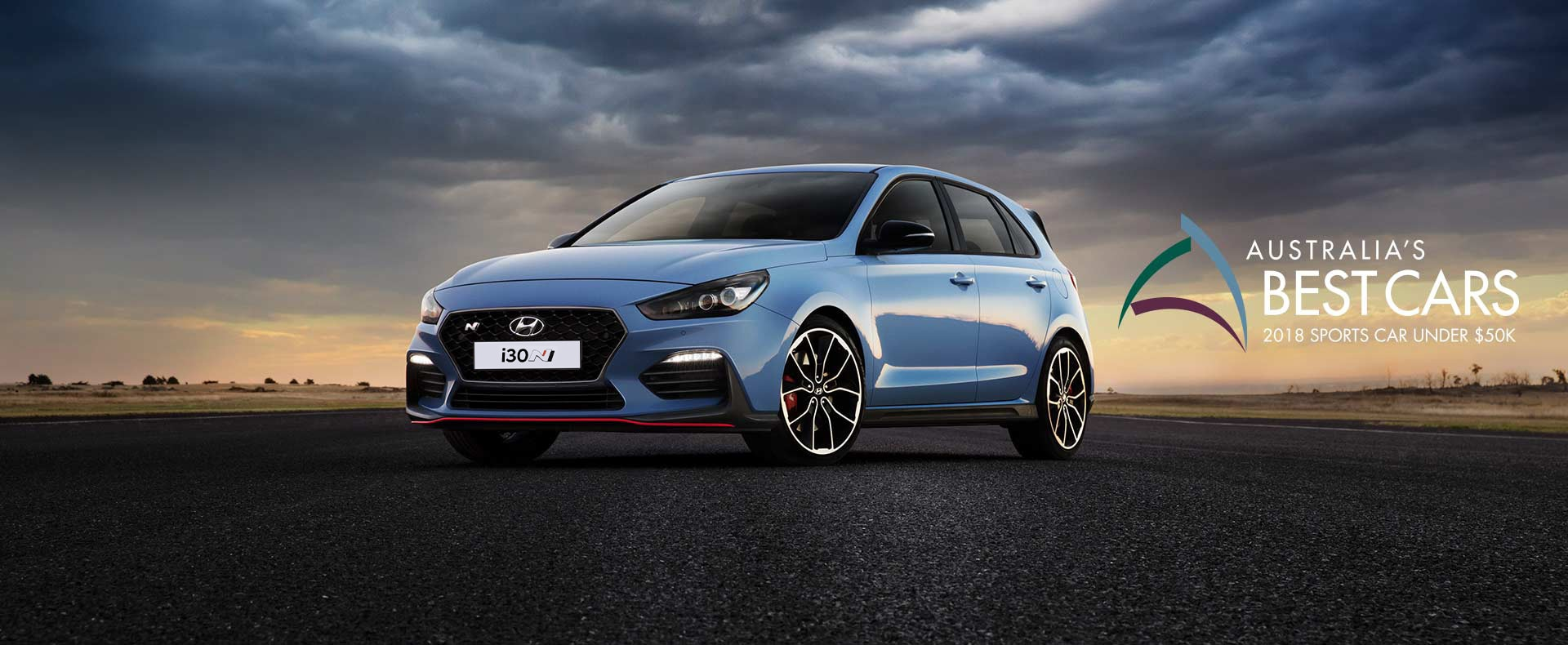 Hyundai i30 N wins Australia's Best Cars award.