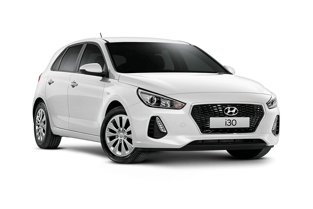 i30 Go 2.0L Petrol 6-Speed Manual 2WD <span>Drive Away From</span> $21,990<sup>[D15]</sup>