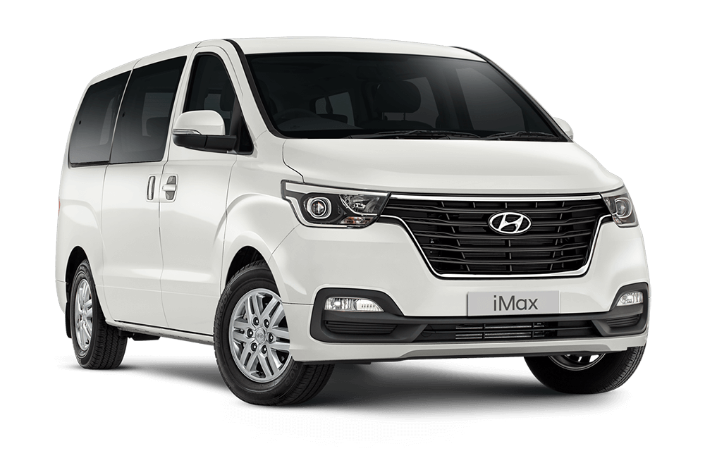 iMax Active 2.5L Diesel 5-Speed Automatic 2WD From $44,990 driveaway<sup>[D17]</sup>