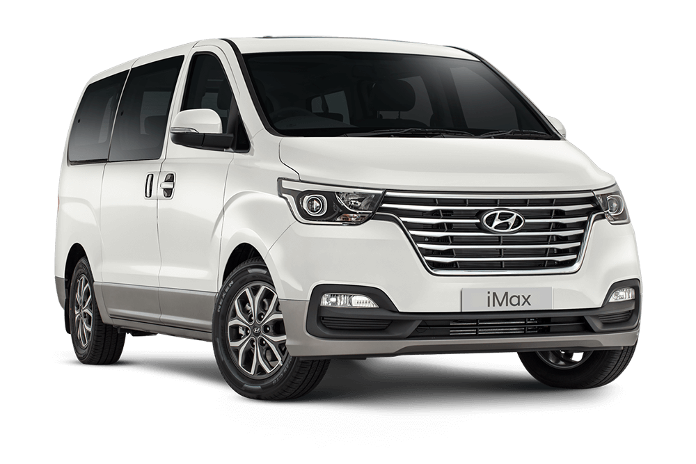 iMax Elite 2.5L Diesel 5-Speed Automatic 2WD From $48,990 driveaway<sup>[D15]</sup>