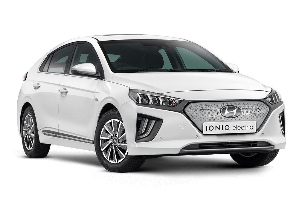 IONIQ Electric Premium Single Speed Reduction Gear