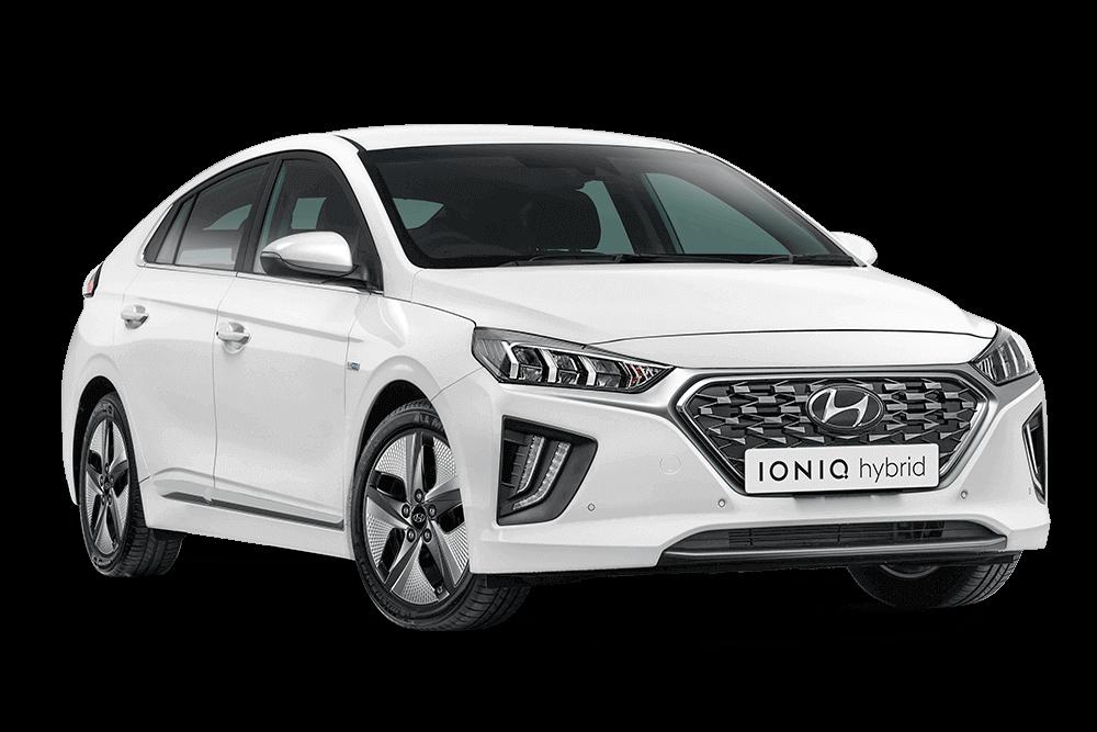 IONIQ Hybrid Premium 1.6L Petrol 6-Speed Dual Clutch Transmission 2WD