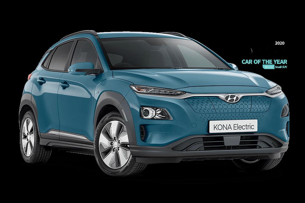 Kona Electric Suvs Hyundai Australia