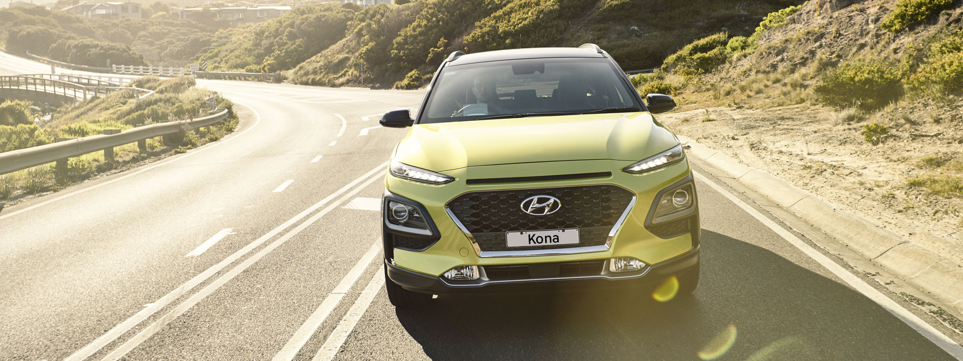 Kona wins 2020 Drive Small SUV of the year.