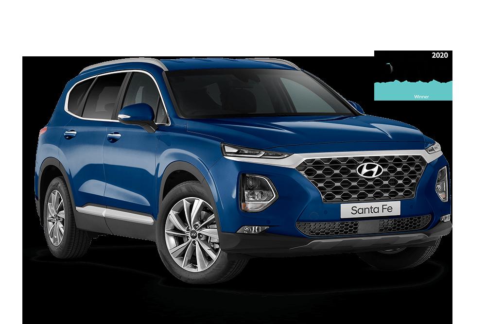 Santa Fe Suvs Hyundai Australia