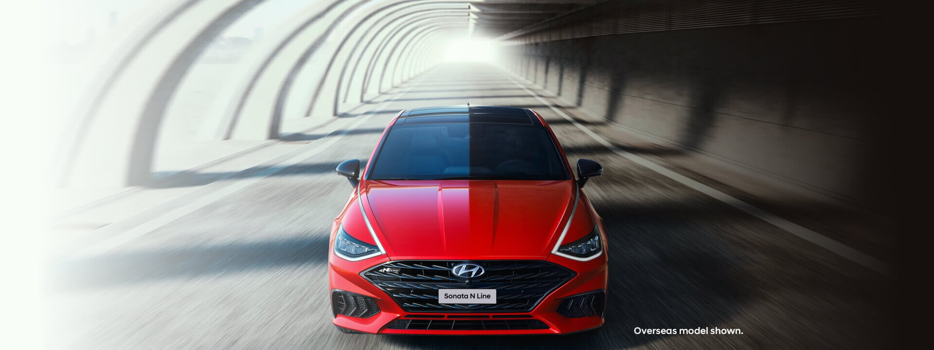 Coming soon: All-new Sonata N Line.