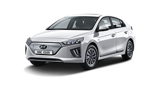 New IONIQ Electric