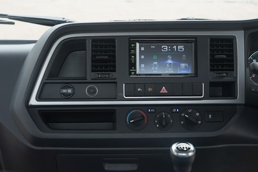 "6.2"" Infotainment system"