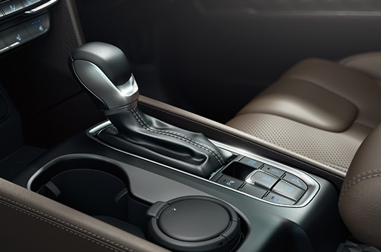 6 or 8-speed auto transmission