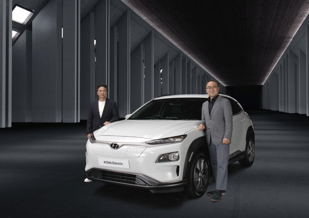 Hyundai Motors Indonesia Luncurkan dua mobil listrik murni  IONIQ Electric dan KONA Electric