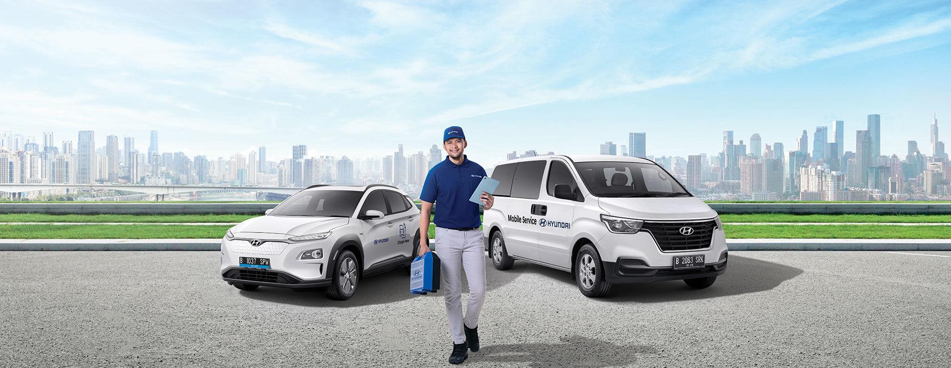 Hyundai Datang ke Mana Saja
