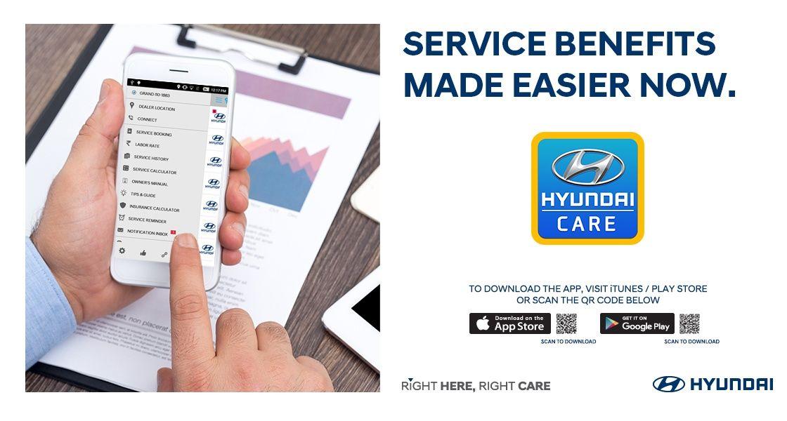 Hyundai Car App | Hyundai Motor India
