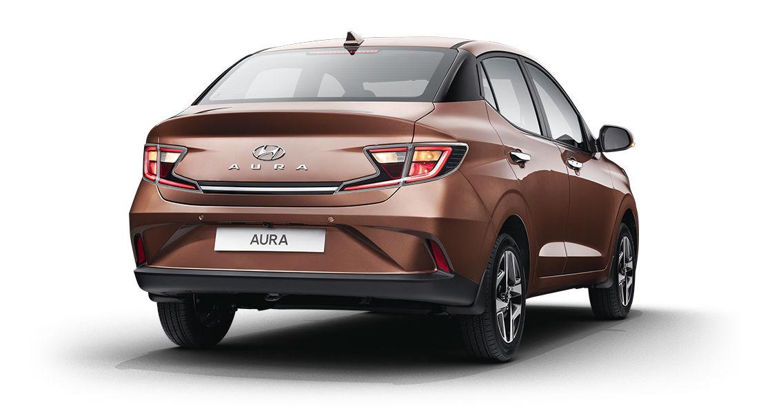 Hyundai Aura Gear-Lever