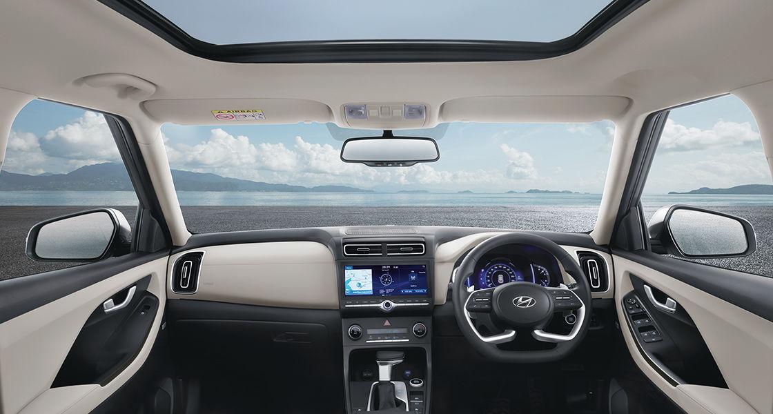 Hyundai Creta Front-Seats