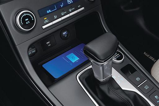 Hyundai Creta Gear-Lever