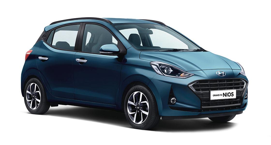 Hyundai Grand i10 Nios CNG - 18.9 km/kg