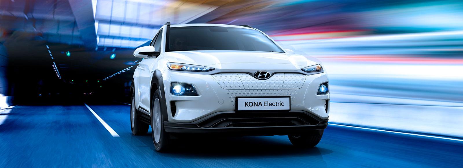 Hyundai Kona Electric Highlights Suv Hyundai Motor India