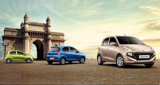 Santro Highlights Superior Hatchback Hyundai India