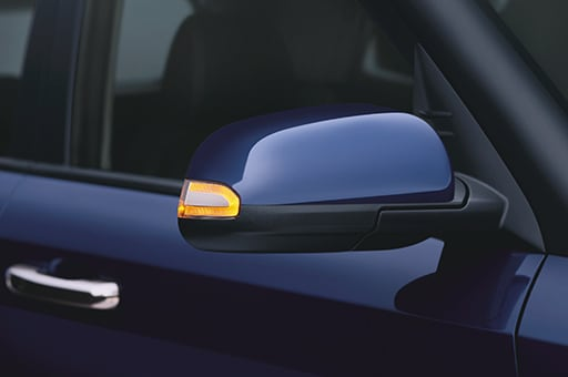 Right Side Mirror with Indicator