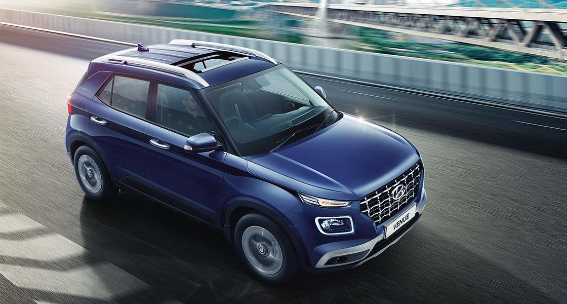 Venue Highlights - Connected SUV | Hyundai India