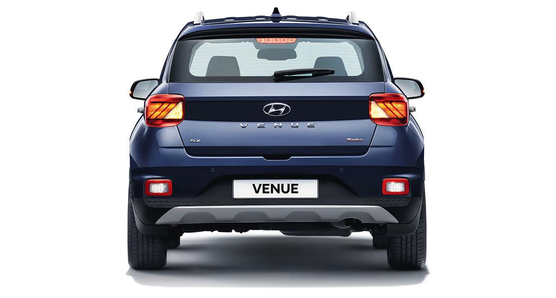 Image result for hyundai venue rear profile