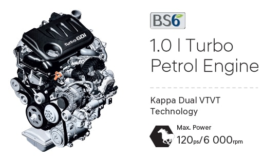 Turbo Petrol Engine Venue