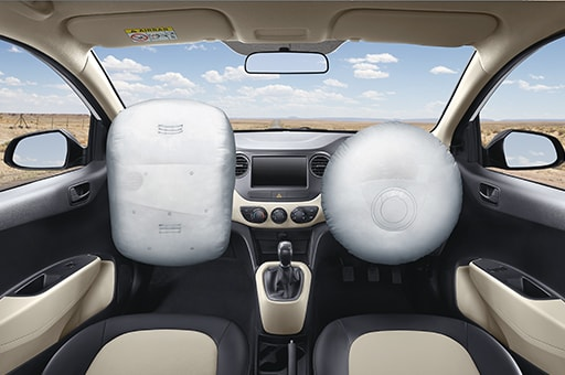 Xcent prime with airbags