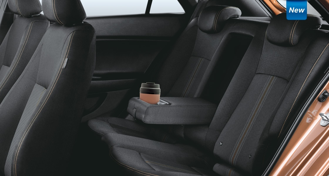 Seat warming and cooling air ventilation system