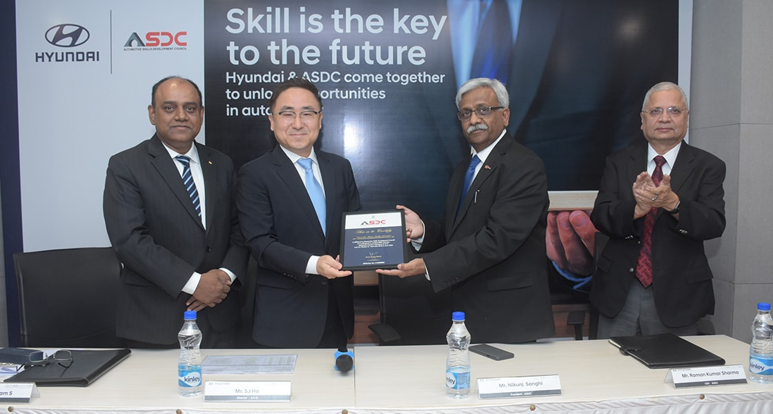 HMIL and ASDC tie up