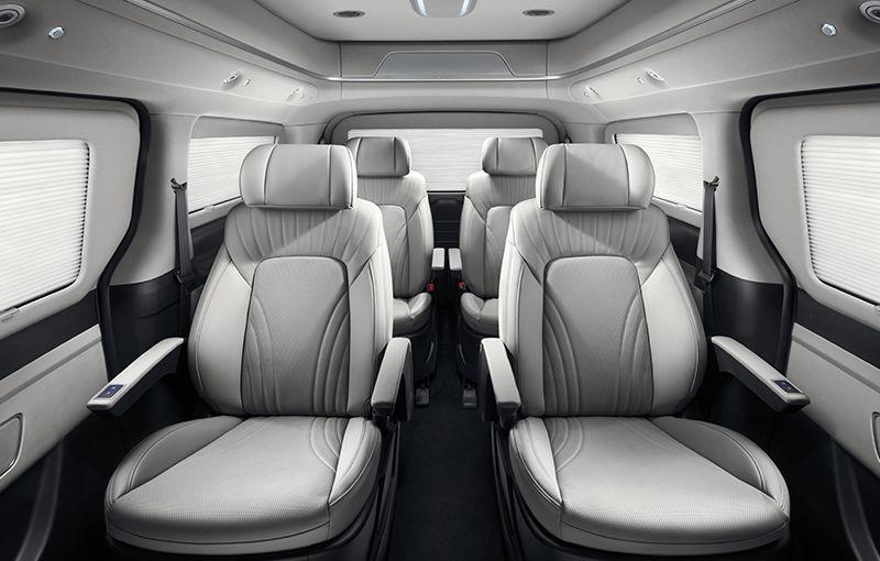 Hyundai Genesis Price >> GRAND STAREX Limousine - 6 Seater - MPV | HYUNDAI Motors