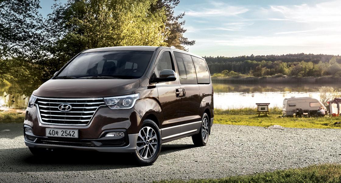 Porter Hyundai Service >> GRAND STAREX URBAN Highlights - MPV | HYUNDAI Motors