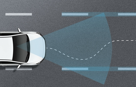 Lane departure warning, lane keeping assist system