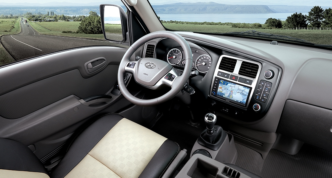 Smart interior space and improved safety systems