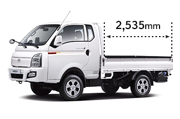 Porter2 Long Super Cab Premium(4WD)