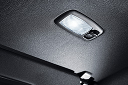 VELOSTER LED sun visor lamp