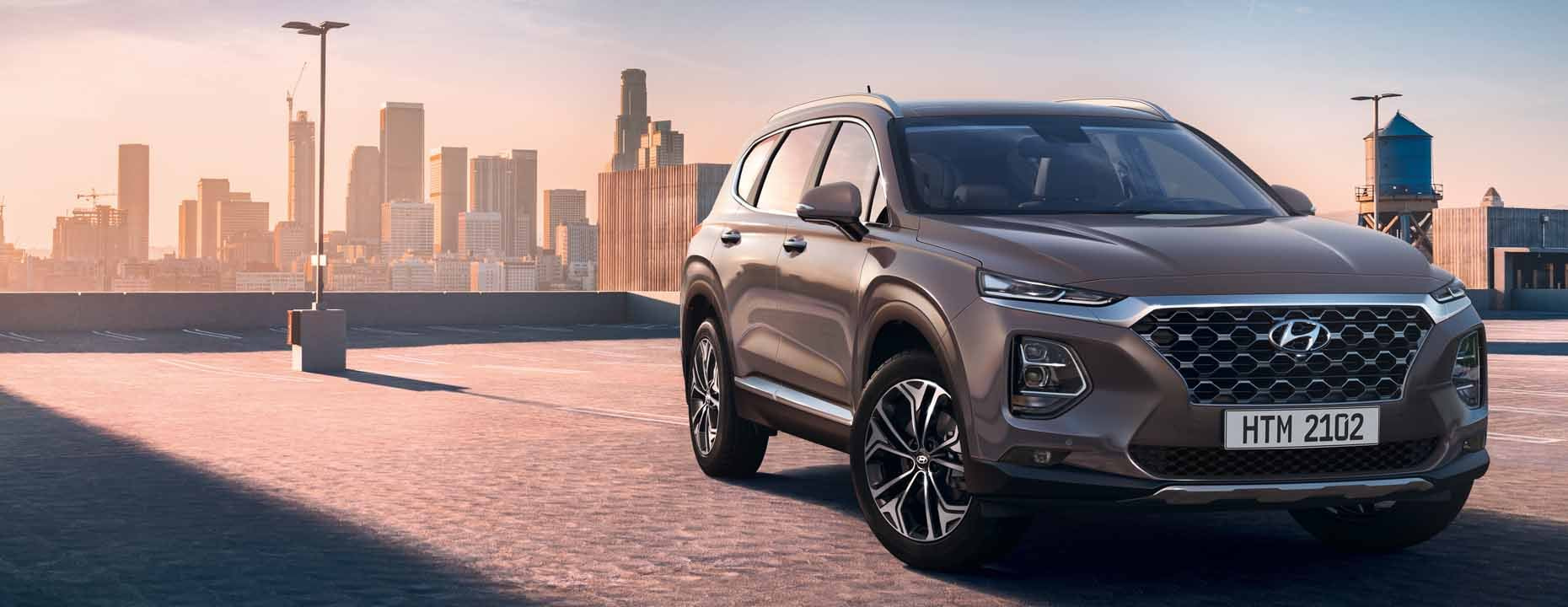 The All-New Hyundai Santa Fe
